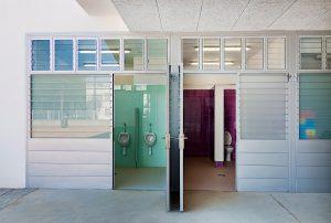 Detalle de Construcción en Colegio público Junta de Andalucia