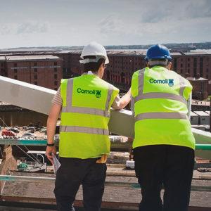 Mantenimiento y rehabilitación de Edificios - Constructora Comoli