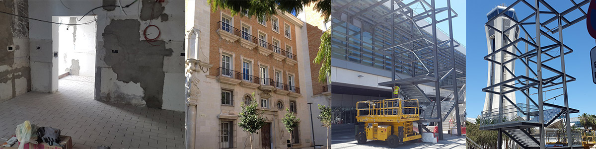 Empresa de rehabilitación y reformas de edificios