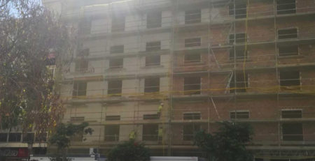 Una de las mejores empresas de rehabilitación de fachadas