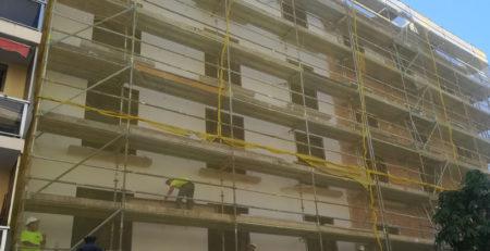 Rehabilitaciones de fachadas en Benalmádena
