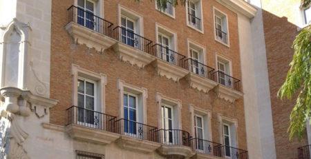 Rehabilitación edificios Málaga Comoli