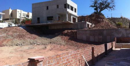 Construcción residencial en Málaga