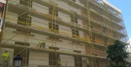 Repara la fachada de tu edificio con Comoli.
