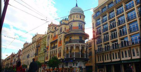 Rehabilitación energética en Sevilla